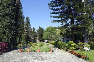 Los jardines mogoles de Pinjore , India