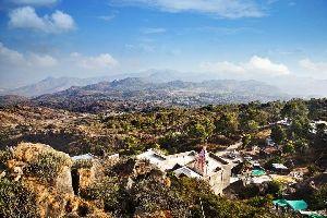 La catena dei Monti Aravalli , I monti Aravalli, India , India