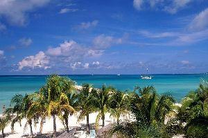 La isla de Aruba , La isla de Aruba, Antillas Neerlandesas , Antillas Neerlandesas