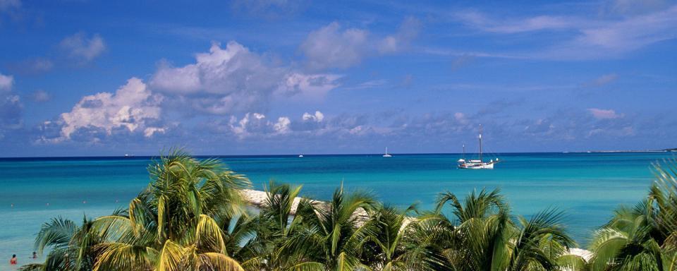 La isla de Aruba, Antillas Neerlandesas