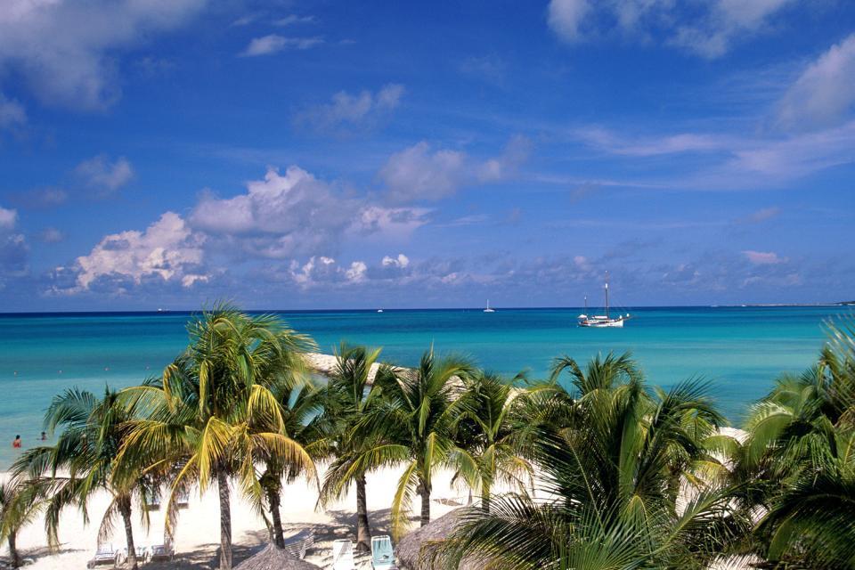 L'île d'Aruba , L'île d'Aruba, Antilles Néerlandaises , Antilles néerlandaises