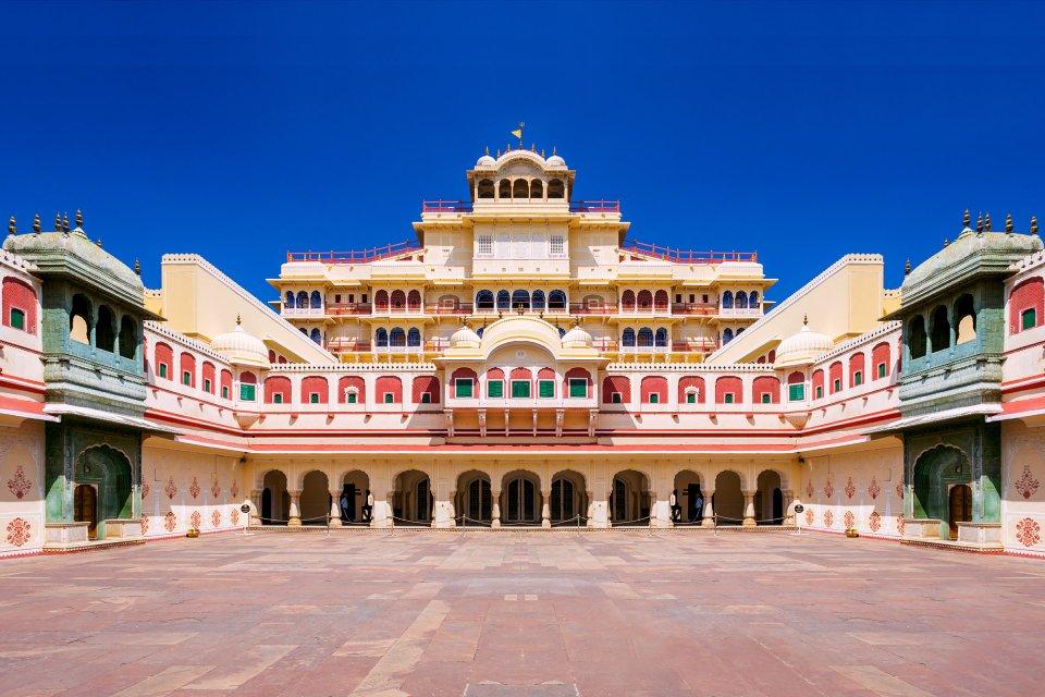 Le City Palace de Jaipur , City Palace, Jaipur, Inde , Inde