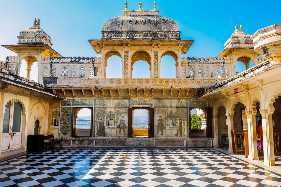 , The City Palace of Udaipur, Arts and culture, Rajasthan