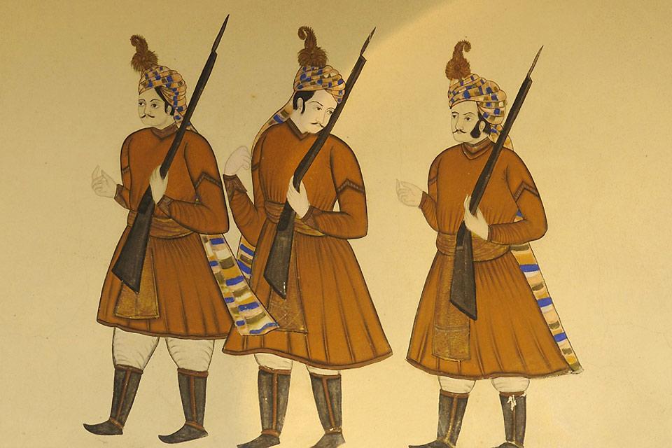 Los museos , Los museos de Rayastán, la India , India
