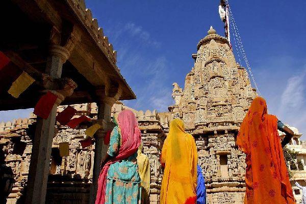 Les temples jaïns de Mont Abu , Le Mont Abu, Rajasthan, Inde , Inde