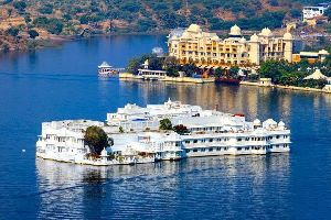 The palaces of Udaipur , The Shiv Niwas Palace, Rajasthan, India , India