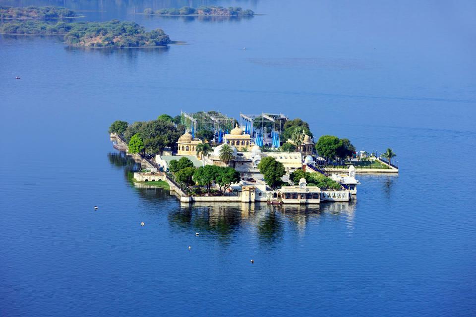 Lake Palace Hotel Indien
