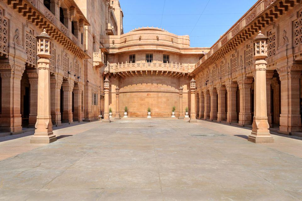 Le Umaid Bhawan Palace de Jodhpur, Les palais des maharajas, Rajasthan