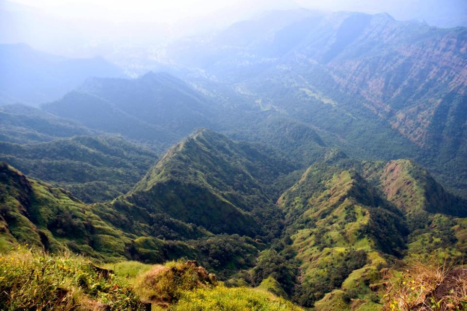 Les Ghats , Les Ghâts , Inde