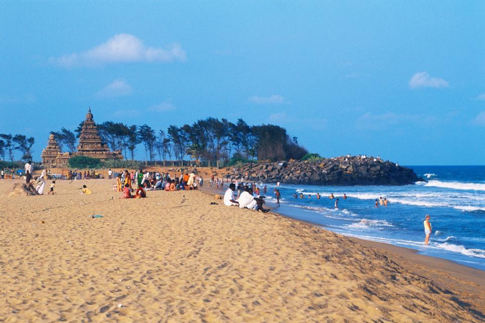 Les plages , Inde