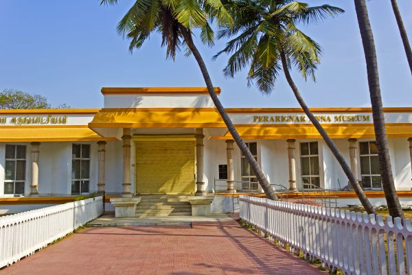 , Los museos de Chennai, Arte y cultura, Tamil Nadu