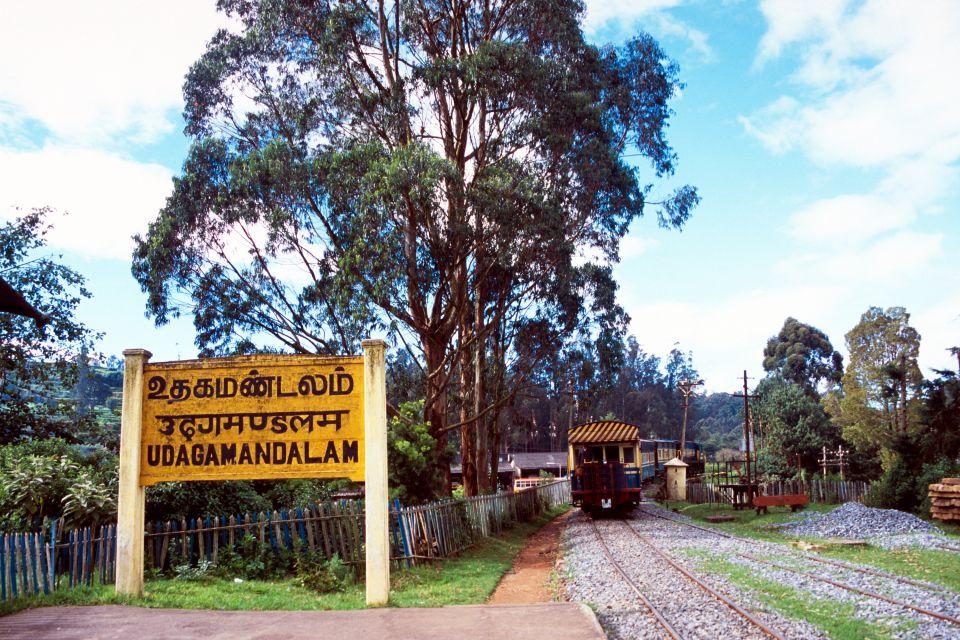 Les stations climatiques, Ooty, Udhagamandalam, Udhagai, Nilgiris, inde, asie Tamil Nadu, plantation, culture, thé, café