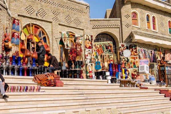 La artesanía , Hecho a mano, la artesanía , Irak