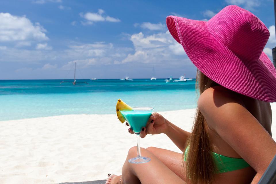 Le spiagge di Curaçao , Panoramica sulla spiaggia di Curaçao , Antille olandesi