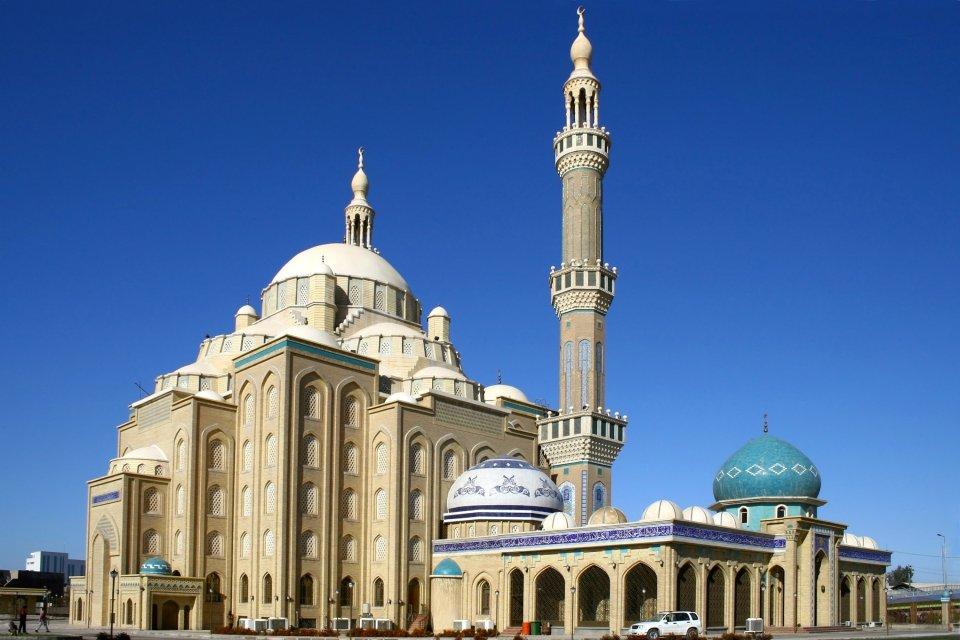 Gli edifici religiosi , Le moschee , Iraq