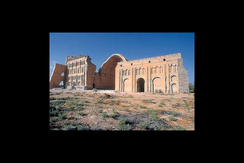 Al Hadain castle , The castle of Al Hadain , Iraq
