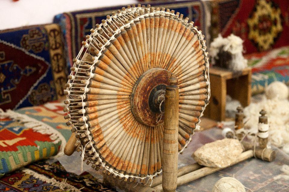 Le musée Qods-e Razavi de Mechhed , Iran
