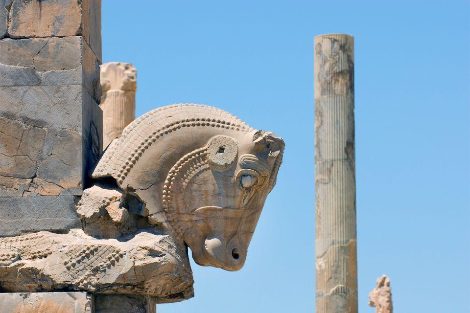 Das Perserreich, Persépolis, Die Monumente, Shiraz, Iran
