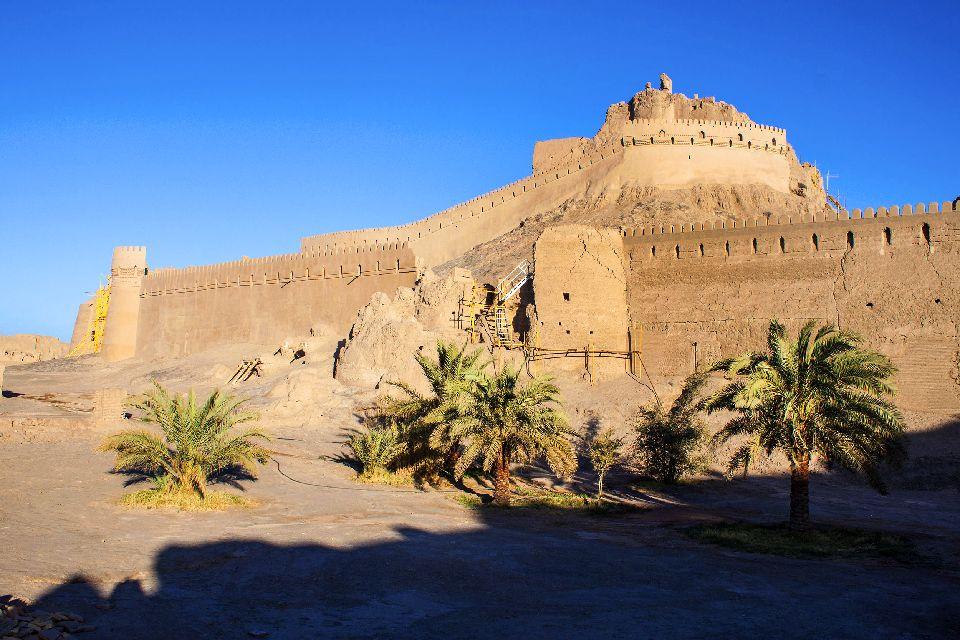 La cité médiévale de Bam , La ville médiévale de Bam, Iran , Iran
