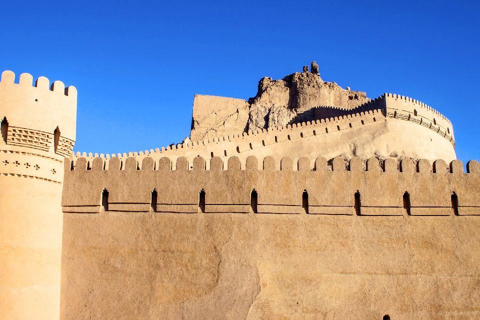 La cité médiévale de Bam , Iran