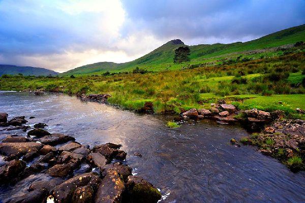 Die Connemara , Irland