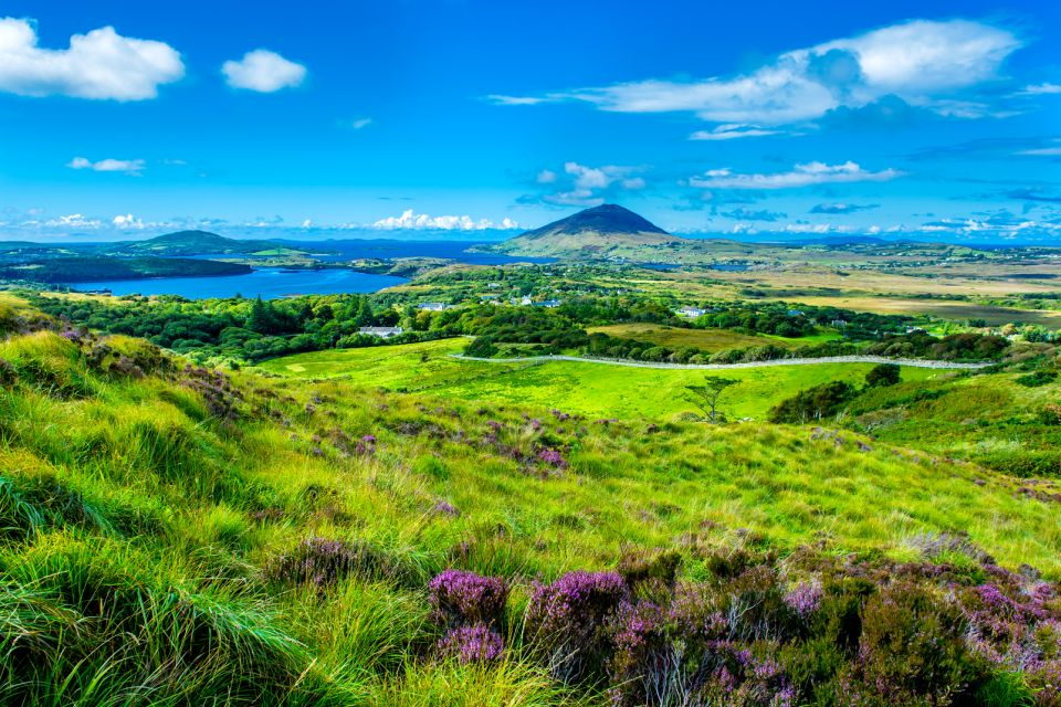 I fiumi del Connemara, Il Connemara, I paesaggi, Galway, Irlanda