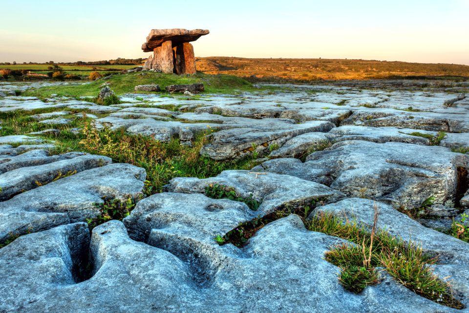 Le colline calcaree del Burren, Il deserto di calcare di Burren, I paesaggi, Irlanda