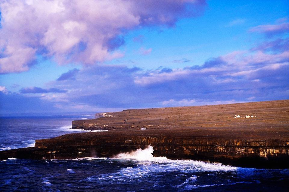 The archipelagos of the Atlantic coast. , The Aran Islands, Ireland , Ireland