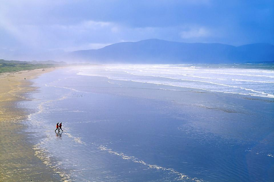 The beaches of the South coast. , A beach in southern Ireland , Ireland
