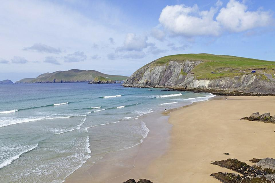 The beaches of the South coast. , The beaches in County Waterford , Ireland