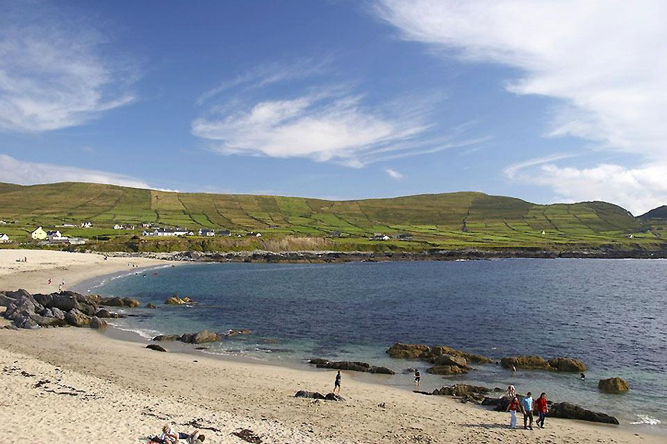 The beaches of the South coast. , The beaches of County Cork , Ireland