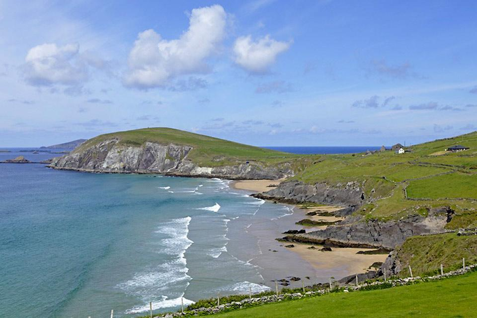 The beaches of the South coast. , The beaches of southern Island , Ireland