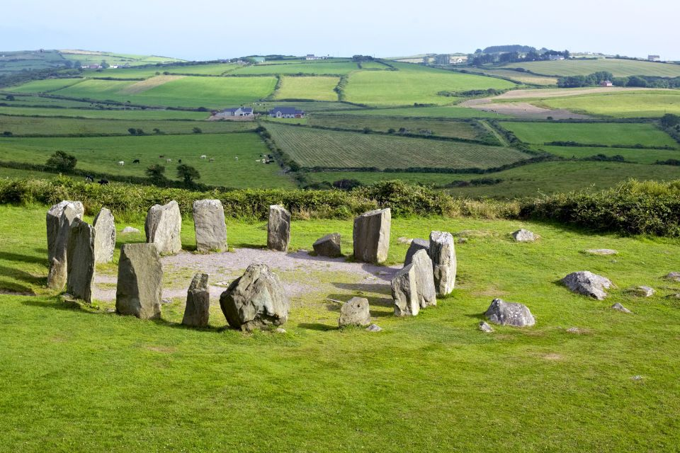 The megaliths of Ireland, The megaliths, Arts and culture, Ireland
