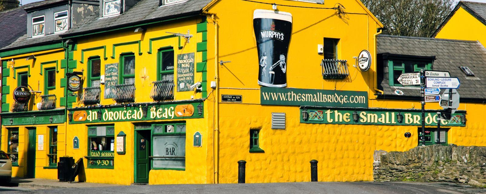 Die irischen Pubs, Die Pubs, Die Künste und die Kultur, Dublin, Irland