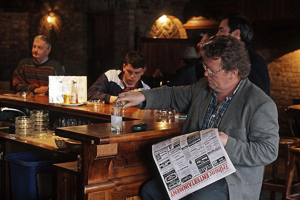 Pubs , An Irish pub , Ireland