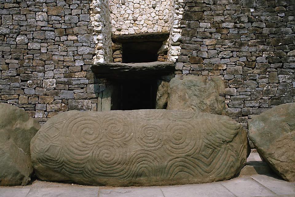Newgrange , Newgrange, Irlanda , Irlanda