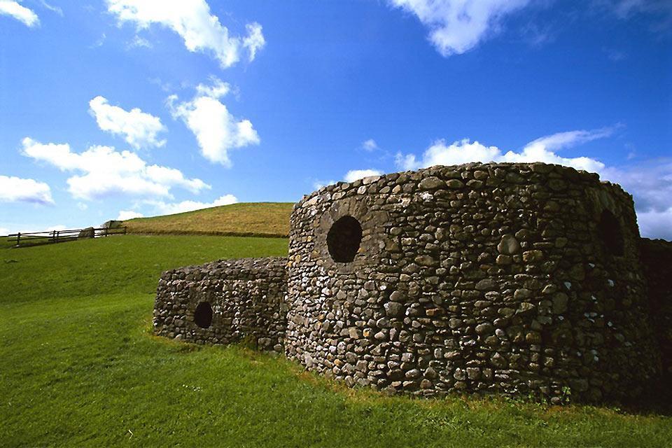 Newgrange , Newgrange, contea di Meath, Irlanda , Irlanda