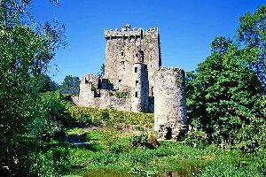Blarney Castle , Blarney Castle, Cork, Irland , Irland