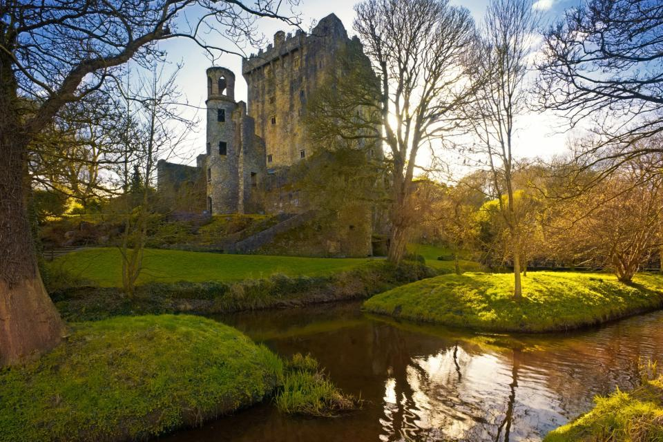 Blarney Castle , Blarney Castle, Irlanda , Irlanda