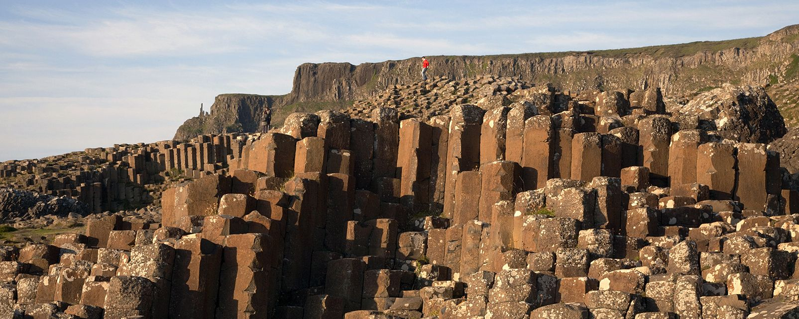 La Chaussée des Géants , La Chaussée des Géants en Irlande du Nord , Royaume-Uni