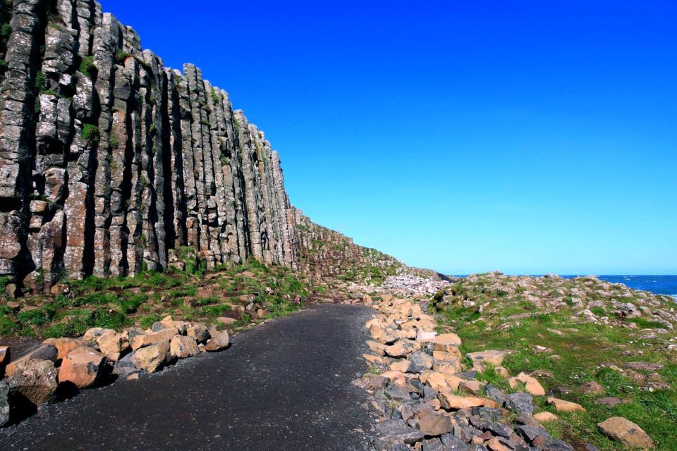 La Chaussée des Géants , Royaume-Uni