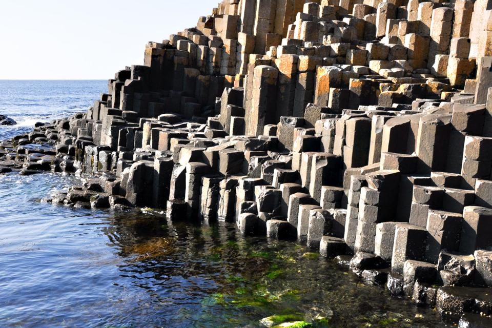 The Giant's Causeway , United Kingdom