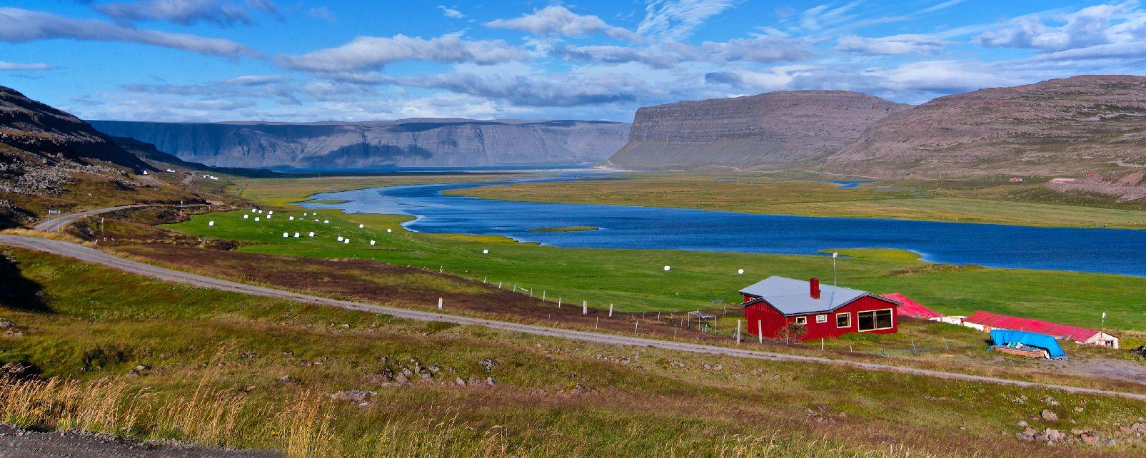 I fiordi , I fiordi islandesi , Islanda