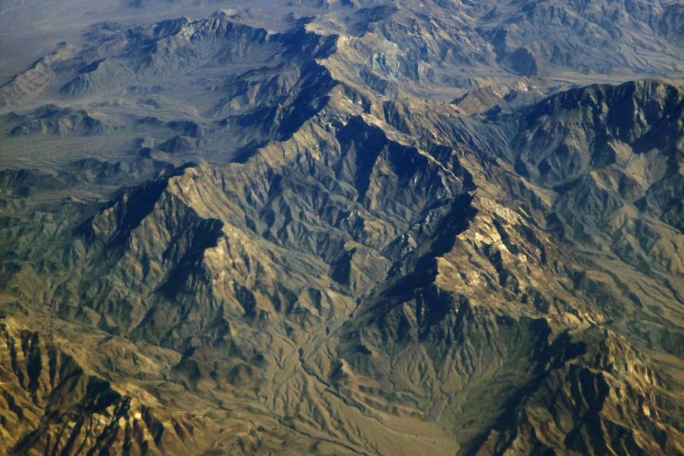 The mountains of Hindu Kuch , Afghanistan