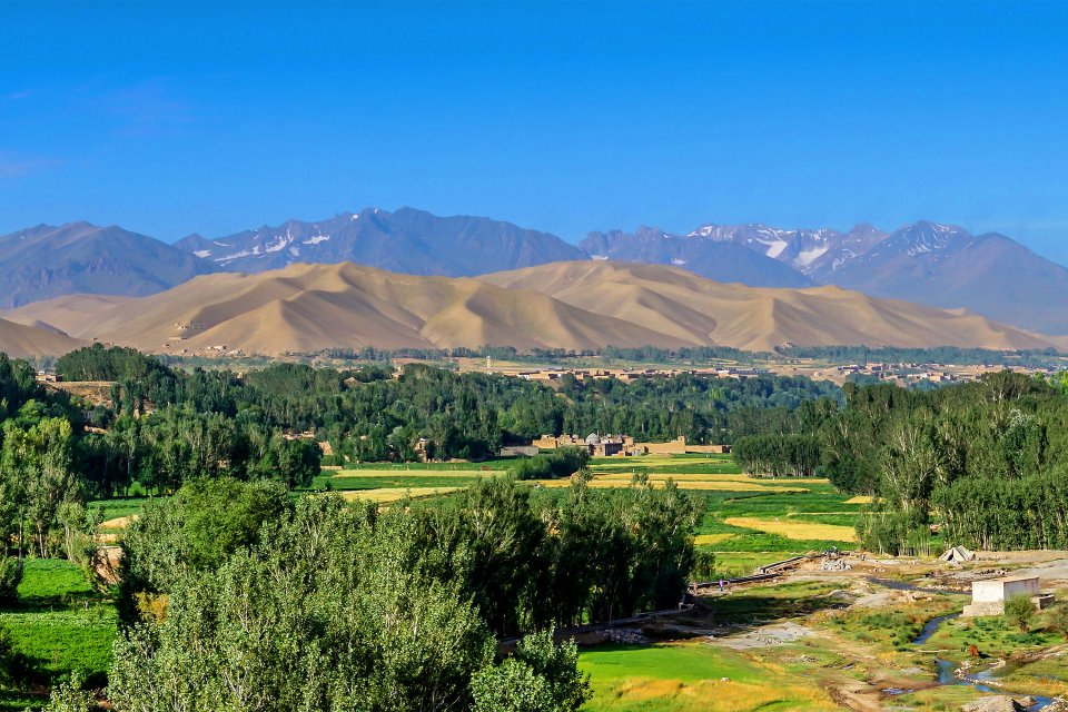The Hindu Kush mountain range, The mountains of Hindu Kuch, Landscapes, Afghanistan