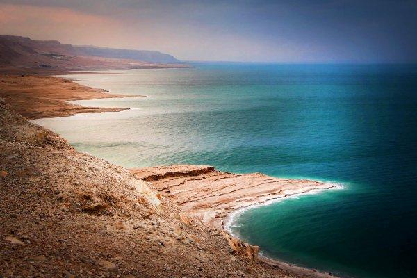 Il mar Morto , Il Mar Morto, Israele , Israele