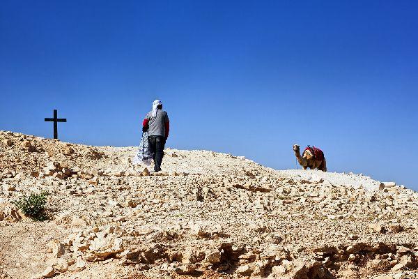 La cultura beduina , Le tende beduine, Israele , Israele