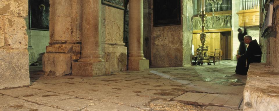 El Santo Sepulcro, Jerusal�n