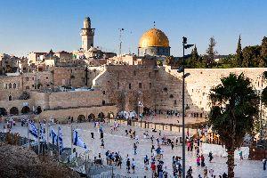 El Muro de las lamentaciones , El Muro de las Lamentaciones, Jerusalén, Isra , Israel