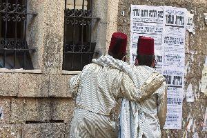 Mea Shearim (Jerusalén oeste) , Mea Shearim, Jerusalén, Israel , Israel